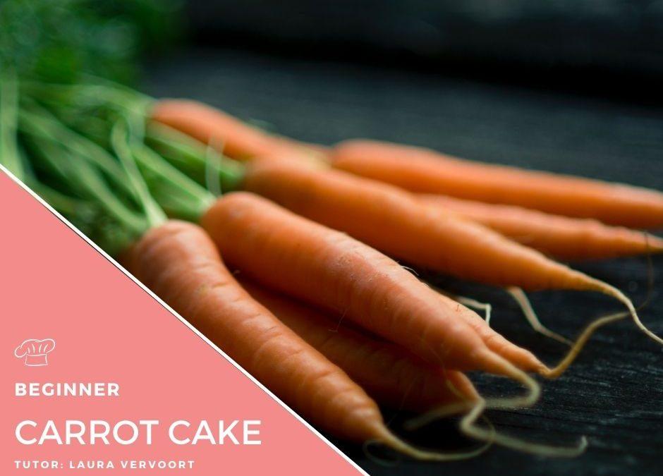Video – Carrot Cake