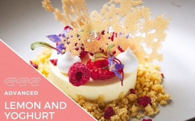 Recipe – Lemoncello Parfait, raspberry, lemon & yoghurt