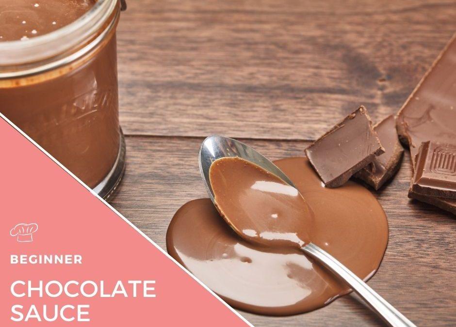 Video – Chocolate Sauce