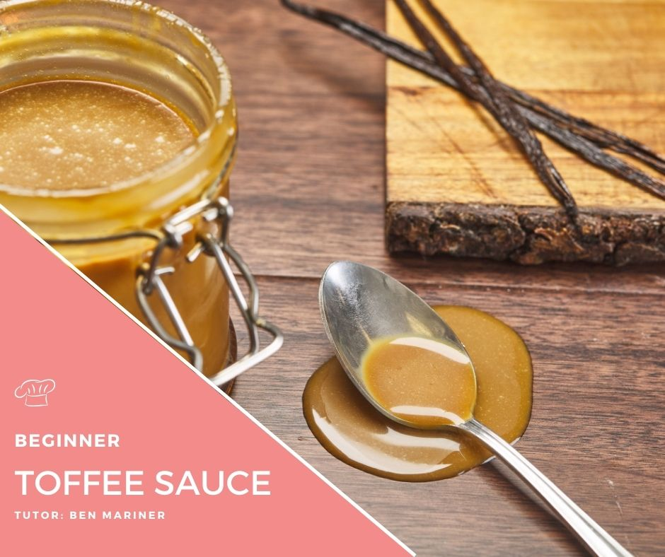 Video – Toffee Sauce