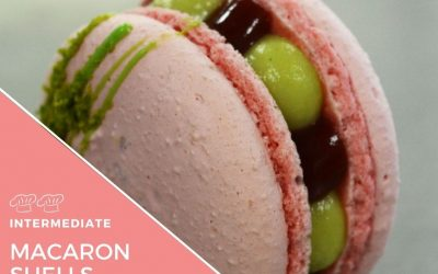 Recipe – Macaron Shells