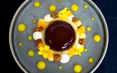 Recipe – Liquid Centre Chocoloate & Orange Mousse