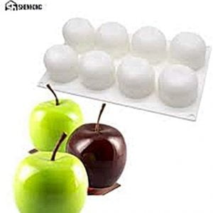 3d Apple Moulds