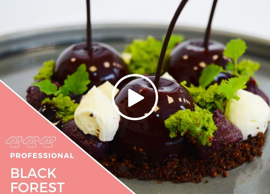 Video – Black Forest Dessert
