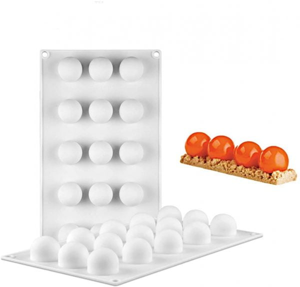 Sphere Insert Moulds