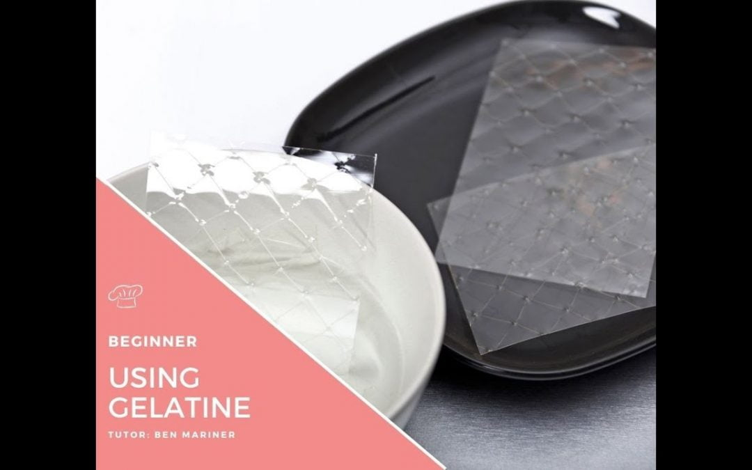 How to use Gelatine Leaves