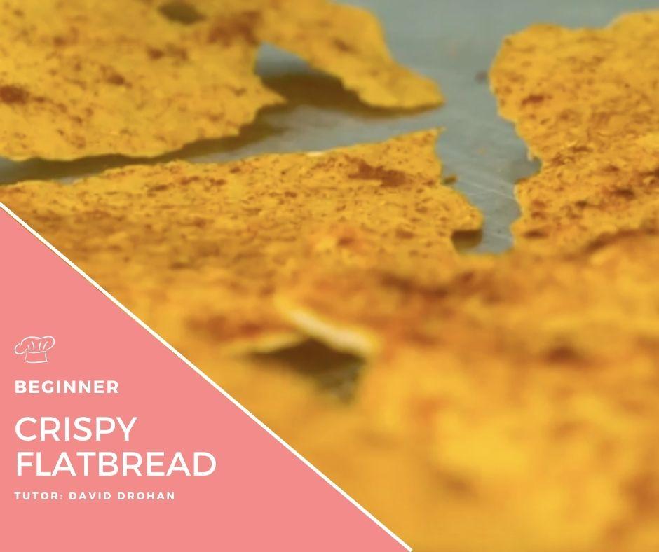 Video – Parmesan Flatbread