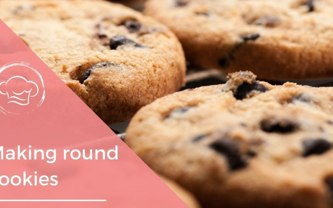 How To Make Perfectly Round Cookies | The Online Pastry School