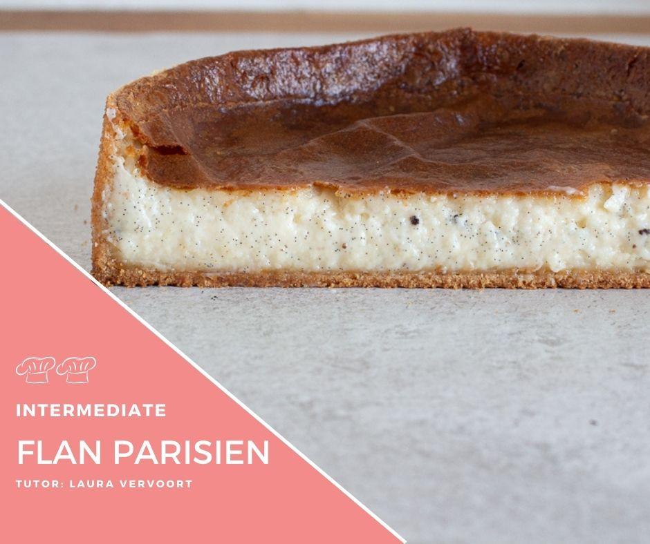Flan Parisienne