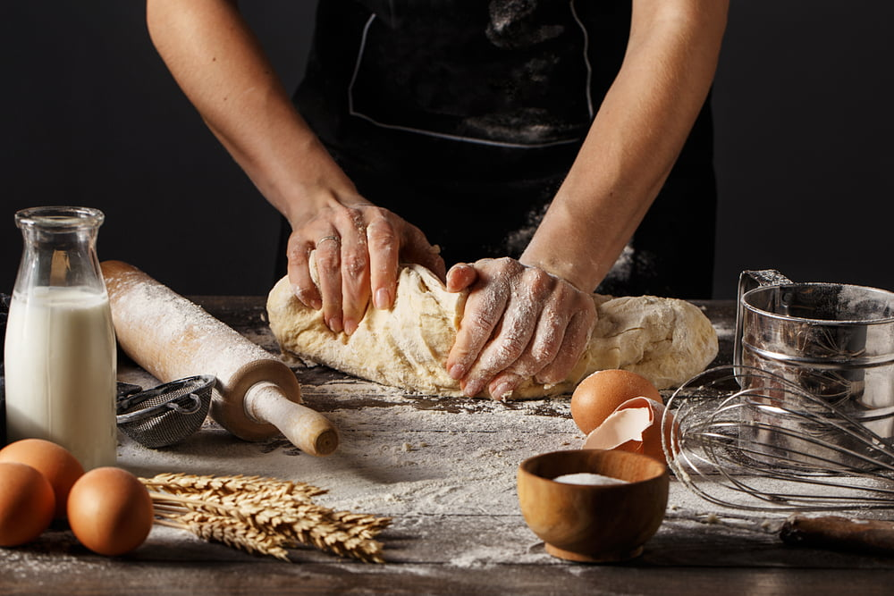 Baking at home for profit
