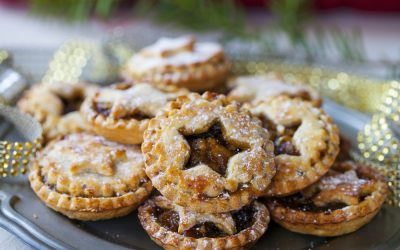 How to make pastry for mince pies
